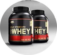 proteines gold standard regime prise de masse