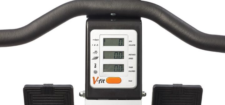v-fit-tornado-air-rameur ecran lcd