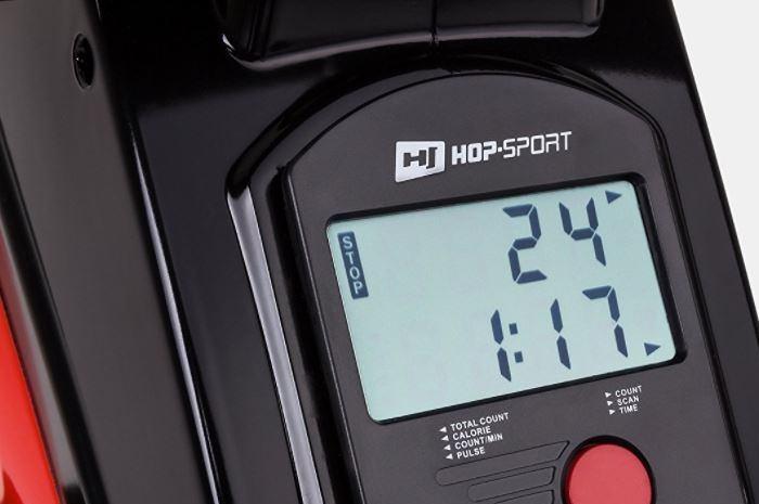 Ordinateur intégré dans le modèle Hop-Sport