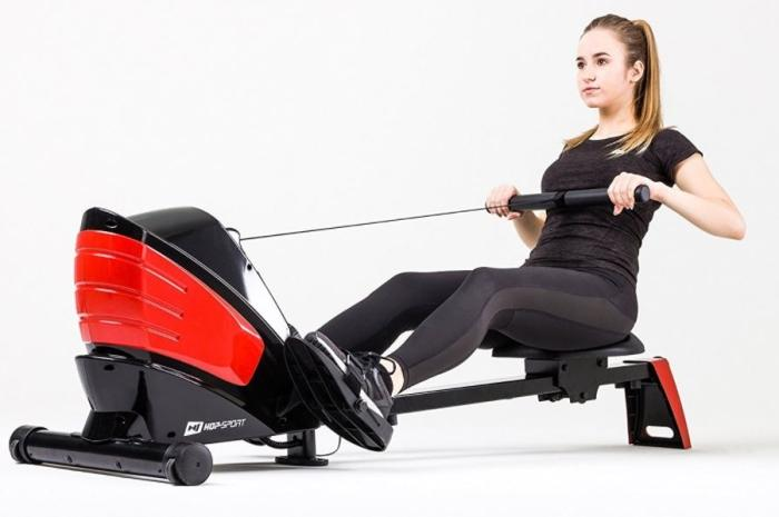 Choisir le rameur Hop-Sport pour ses séances à domicile